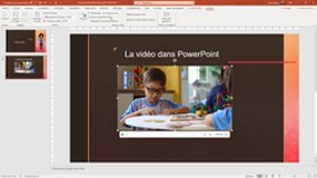 PowerPoint_25 Derusher et animer la video