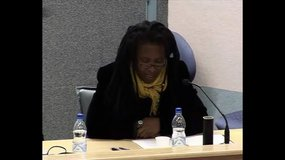 Colloque Jean Genet - Frieda Ekotto