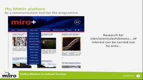 Cross-Campus - workshop on ICT and on Communication tools