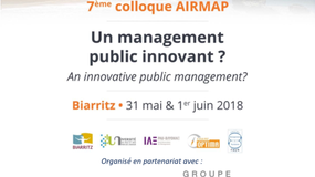 Colloque AIRMAP 2018 - Partenariats internationaux