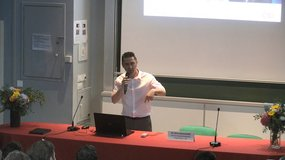 Colloque Big data & Applications - Ouverture du colloque - Brice Balichard