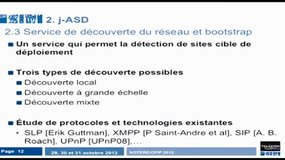 NOTERE-Session 4-Adaptation et autonomique