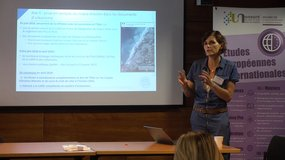"Workshop ""Ville Littorale Durable"" - Caroline Sarrade"