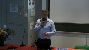 Colloque Big Data & Applications - Utilisation des technologies big data dans une compagnie aérienne - David Gougaud