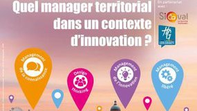 "Entretiens de l'Innovation Territoriale 2019 - Table ronde ""Design thinking : Quelles influences sur la participation citoyenne et sur le service public local ? """